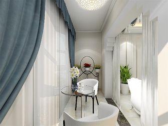 110平米三室两厅欧式风格阳台图片大全