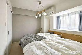 80平米日式風格臥室裝修圖片大全