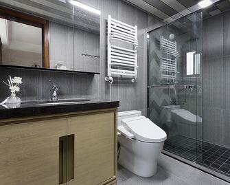 140平米三室两厅宜家风格卫生间图片