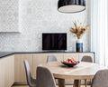 90平米复式北欧风格厨房图