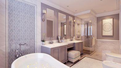 140平米三室两厅美式风格卫生间装修图片大全