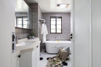 140平米三室两厅北欧风格卫生间装修图片大全