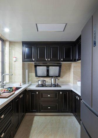 60平米美式风格厨房图片