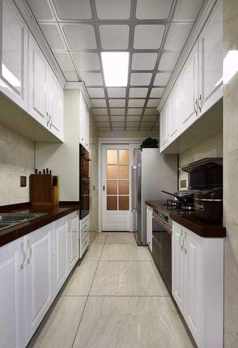 富裕型140平米四室四厅欧式风格厨房图