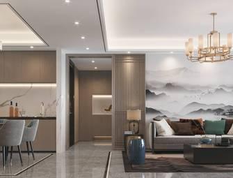 130平米三宜家风格客厅效果图