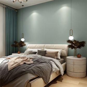 70平米一居室美式风格卧室装修效果图