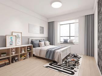 100平米三室两厅日式风格儿童房装修图片大全