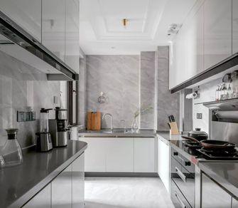 130平米三室两厅新古典风格厨房装修效果图