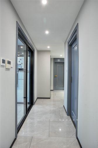 130平米三室两厅混搭风格玄关图