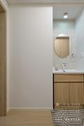 富裕型100平米三室两厅日式风格走廊装修案例