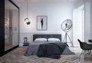 30平米小户型混搭风格卧室欣赏图