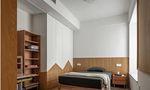 130平米现代简约风格儿童房装修案例
