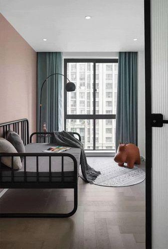 110平米三室两厅现代简约风格储藏室图
