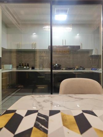 140平米三美式风格厨房装修案例