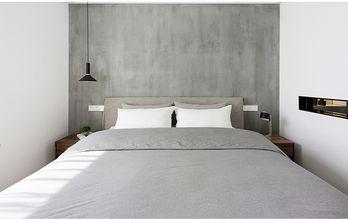50平米宜家风格卧室图片