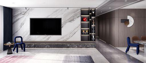 140平米三室一厅其他风格客厅图片大全