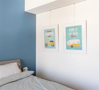140平米三室两厅日式风格卧室效果图