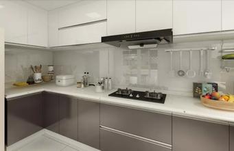 140平米三混搭风格厨房设计图