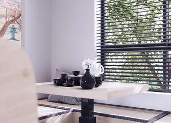 90平米公寓日式风格阳光房设计图