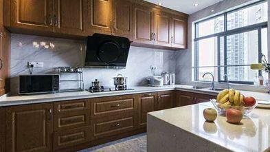 140平米四新古典风格厨房设计图
