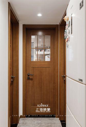 60平米公寓日式风格走廊效果图