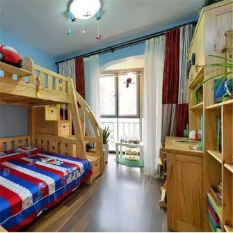 80平米美式风格儿童房装修图片大全