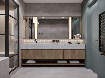 140平米四室两厅英伦风格卫生间装修效果图