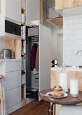 70平米公寓混搭风格梳妆台图片大全