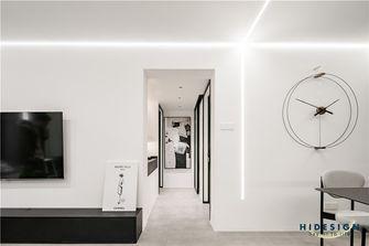 80平米现代简约风格走廊效果图
