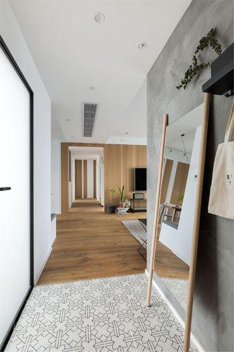 140平米三室两厅北欧风格走廊图