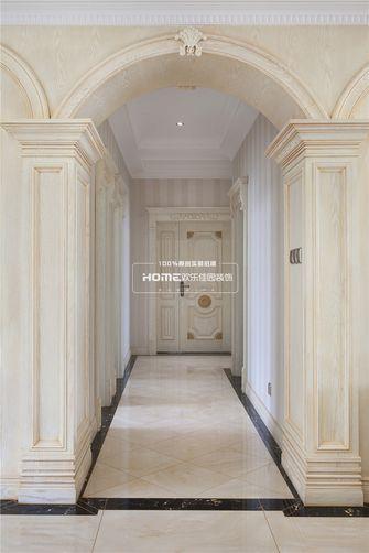 140平米复式欧式风格走廊装修图片大全