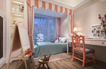 120平米四室两厅现代简约风格儿童房装修图片大全
