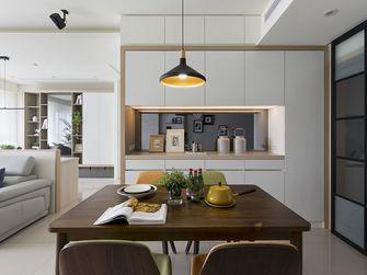 80平米欧式风格餐厅橱柜欣赏图