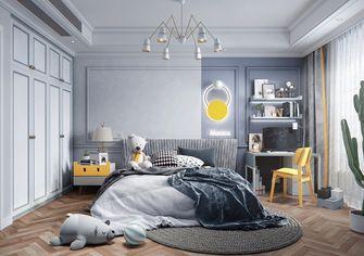 130平米四室两厅混搭风格卧室装修图片大全