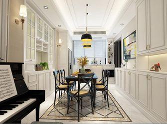 140平米三室三厅法式风格餐厅装修案例