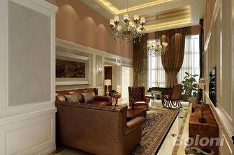 140平米别墅新古典风格客厅效果图