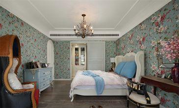 100平米三室两厅美式风格卧室设计图