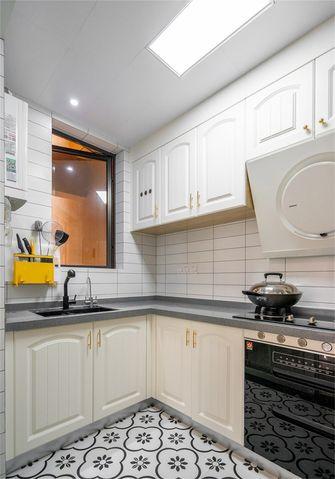 70平米一居室北欧风格厨房装修效果图