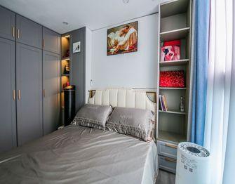 50平米小户型欧式风格卧室设计图