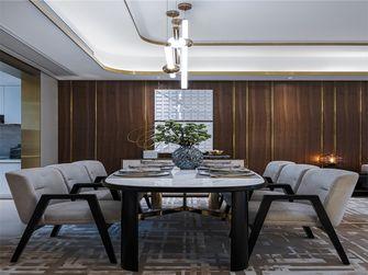 100平米三室三厅法式风格餐厅图