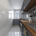 40平米小户型现代简约风格厨房效果图