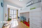 70平米欧式风格儿童房装修效果图