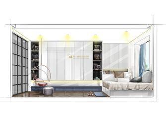 120平米三室两厅北欧风格储藏室装修效果图