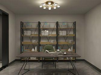 110平米公寓其他风格书房装修图片大全