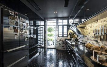 140平米三美式风格厨房装修效果图