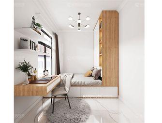 110平米三室两厅北欧风格阳光房图