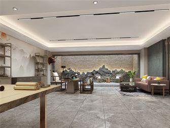 140平米复式现代简约风格健身室设计图