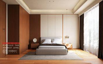 140平米别墅日式风格儿童房图片