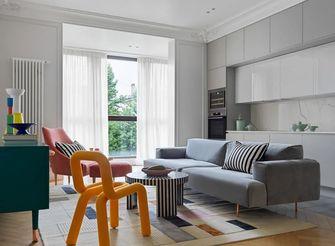 130平米欧式风格客厅欣赏图