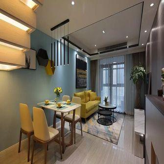 120平米现代简约风格客厅装修效果图